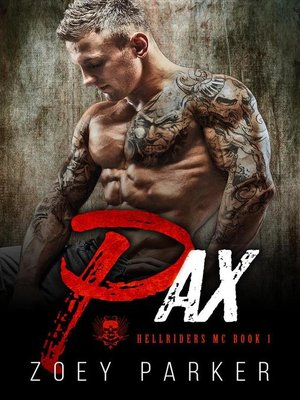 cover image of Pax (Book 1)