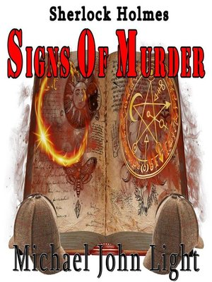 cover image of Sherlock Holmes Signs of Murder