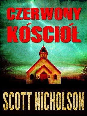 cover image of Czerwony Kościół