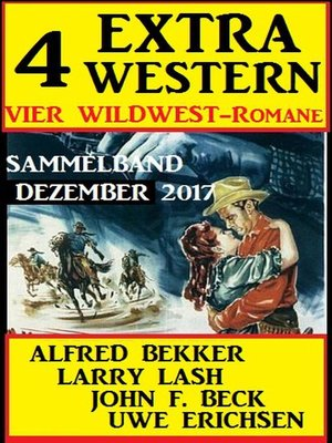 cover image of Sammelband 4 Extra Western Dezember 2017