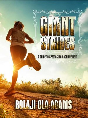 cover image of Giant Strides