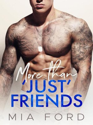 cover image of More Than Just Friends