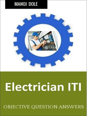 cover image of Electrician ITI