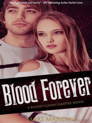 cover image of Blood Forever