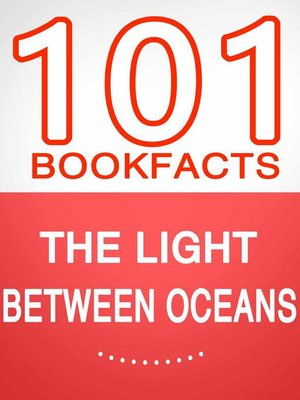 cover image of The Light Between Oceans--101 Amazing Facts You Didn't Know
