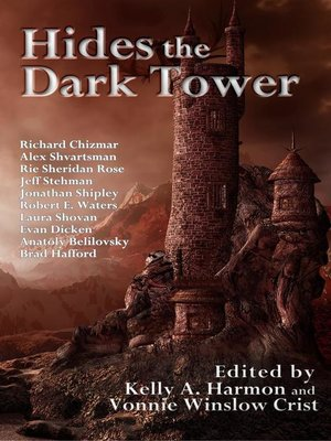 cover image of Hides the Dark Tower