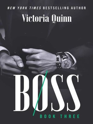 cover image of Boss Book Three
