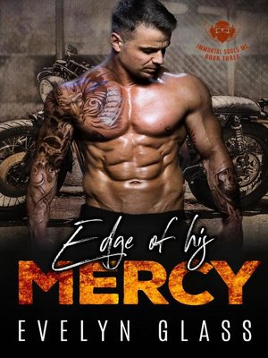 cover image of Edge of His Mercy (Book 3)