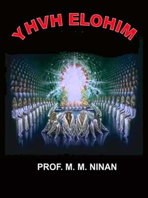 cover image of YHVH ELOHIM