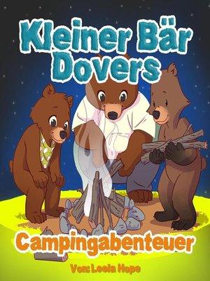 cover image of Kleiner Bär Dovers Campingabenteuer