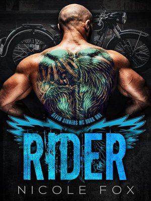 cover image of Rider (Book 1)