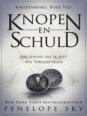 cover image of Knopen en Schuld