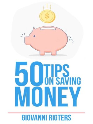 cover image of 50 Tips On Saving Money