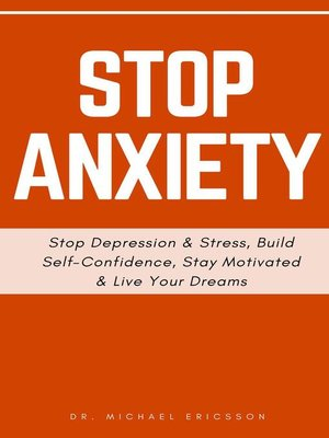 cover image of Stop Anxiety