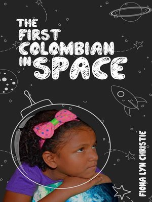 cover image of The First Colombian in Space