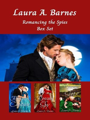 cover image of A Historical Regency Romance Collection