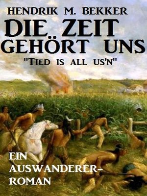 cover image of Ein Auswanderer-Roman