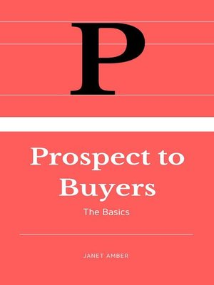 cover image of Prospects to Buyers