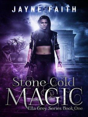 cover image of Stone Cold Magic