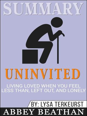 cover image of Summary of Uninvited