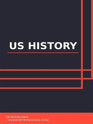 cover image of US History