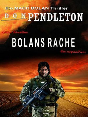 cover image of Bolans Rache