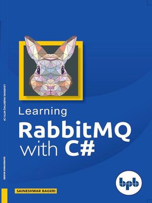 cover image of Learning RabbitMQ with C#