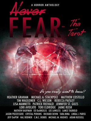 cover image of Never Fear--The Tarot