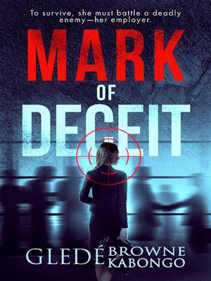 cover image of Mark of Deceit