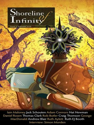 cover image of Shoreline of Infinity 5