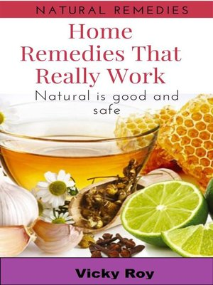 cover image of Home Remedies That Really Work