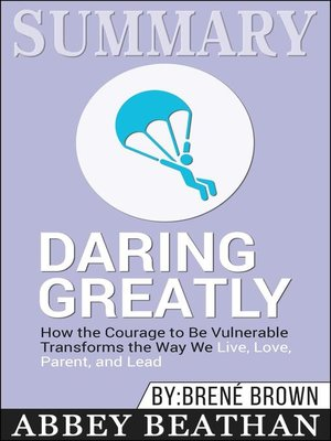 cover image of Summary of Daring Greatly