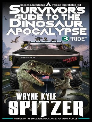 cover image of A Survivor's Guide to the Dinosaur Apocalypse, Episode Three