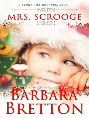 cover image of Mrs. Scrooge