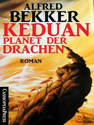 cover image of Keduan--Planet der Drachen