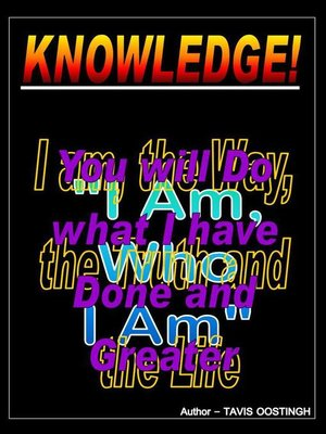 cover image of Knowledge