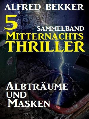 cover image of 5 Mitternachts-Thriller