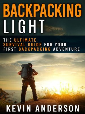 cover image of Backpacking Light