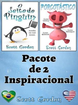 cover image of Pacote de 2 Inspiracional