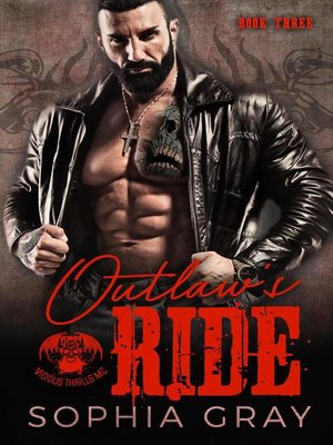cover image of Outlaw's Ride (Book 3)