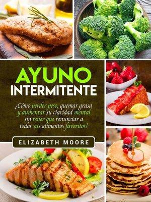 cover image of Ayuno Intermitente