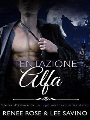cover image of Tentazione Alfa