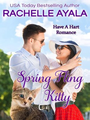 cover image of Spring Fling Kitty