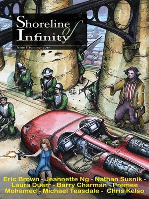 cover image of Shoreline of Infinity 8