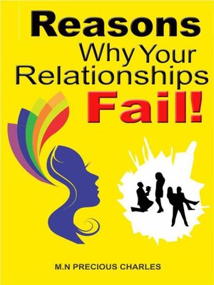 cover image of Reasons Why Your Relationships Fail!