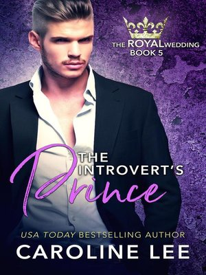 cover image of The Introvert's Prince