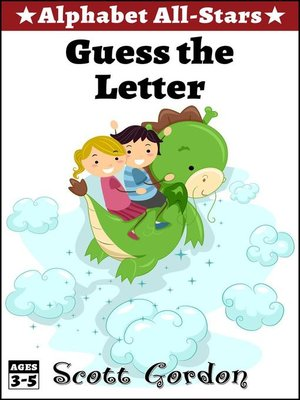 cover image of Guess The Letter