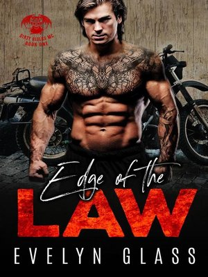 cover image of Edge of the Law (Book 1)