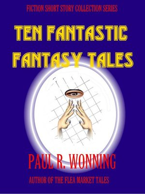 cover image of Ten Fantastic Fantasy Tales