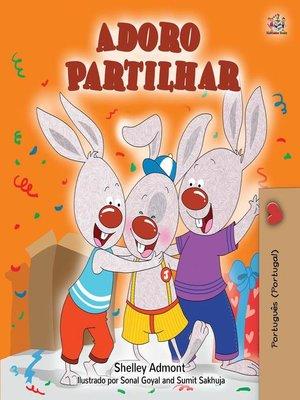 cover image of Adoro Partilhar